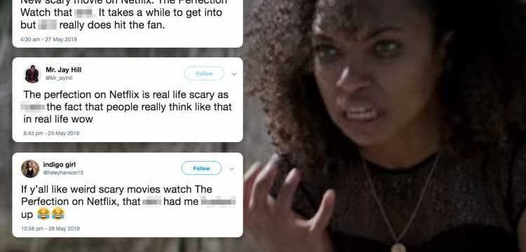 Netflix horror The Perfection leaves viewers 'vomiting' after gory