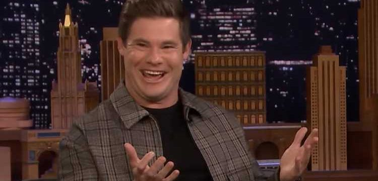 Adam Devine's Parents Have an Interesting Way of Heckling