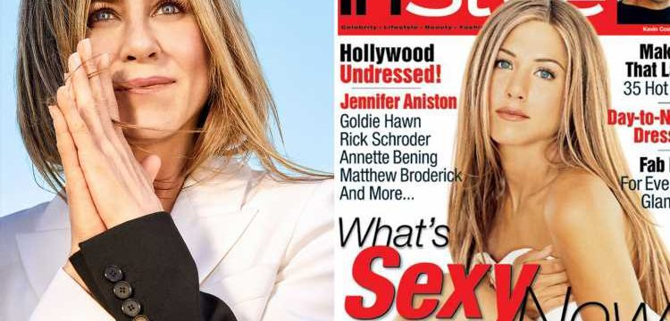 Jennifer Aniston, 50, Reveals Why Shes Not Ashamed To