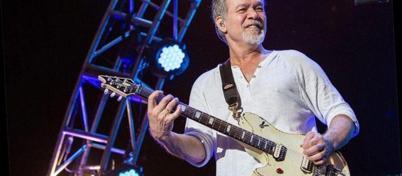 Eddie Van Halen home from hospital, doing well after ...