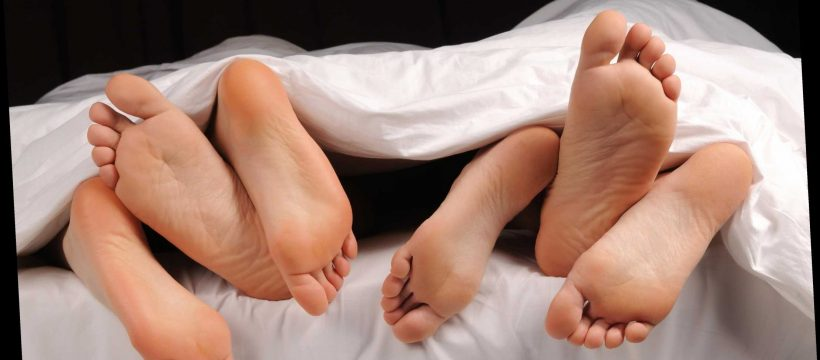 I had thrilling threesome with my boyfriend and another