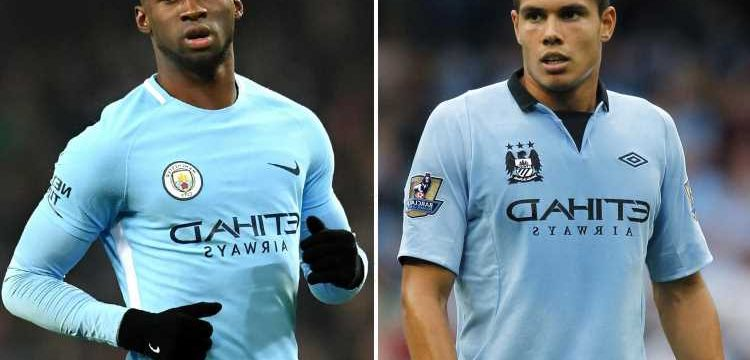 Jerome Boateng Manchester City